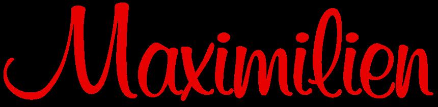 Maximilien Logo