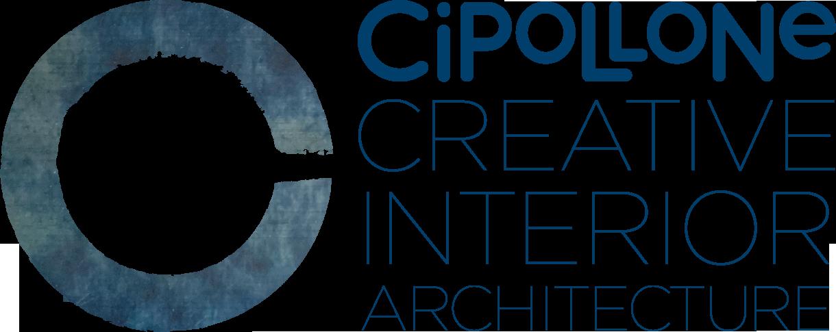 Cipollone Logo Blue Horizontal