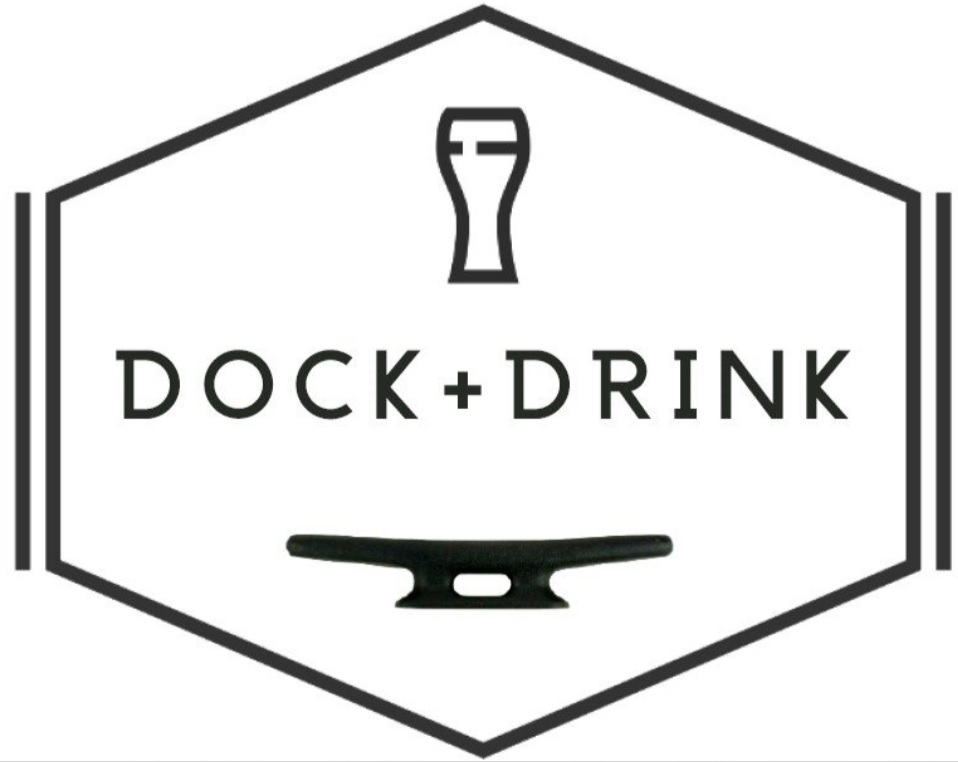 Dock + Drink Logo