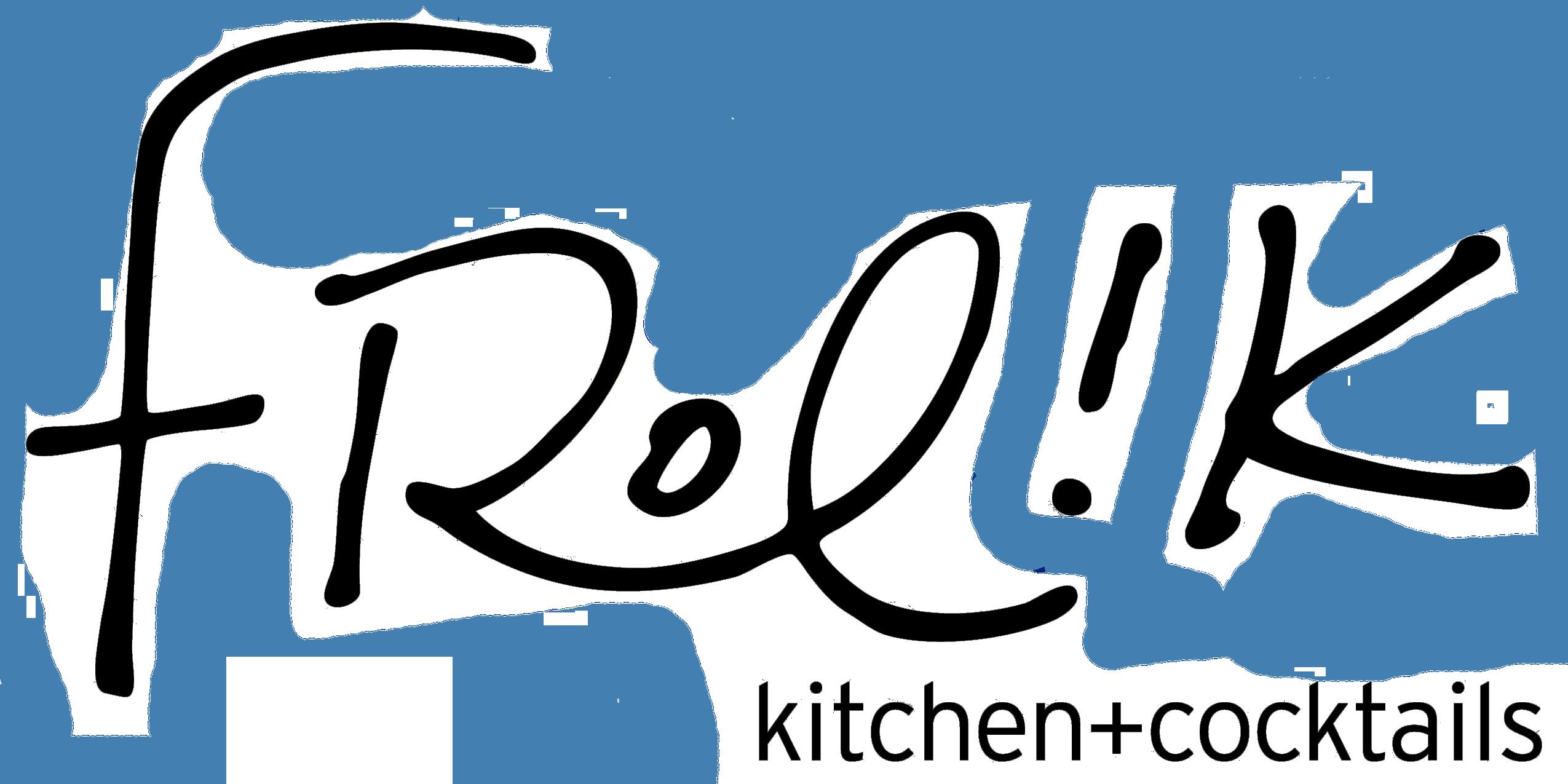 Frolik Logo Bw No Background 2
