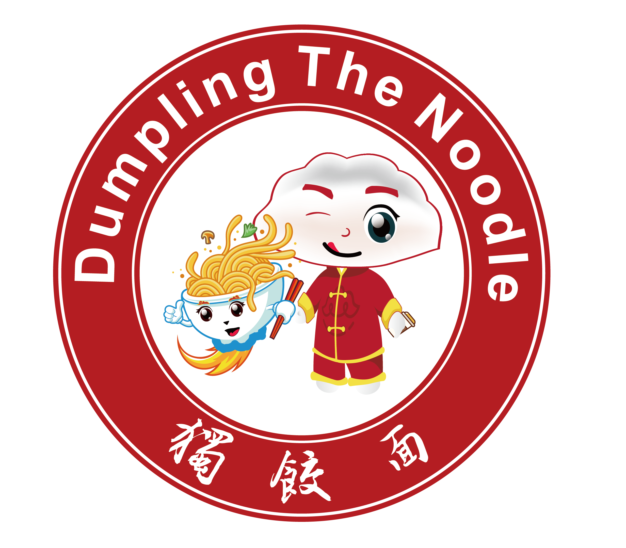 Logo Dumplingthenoodle
