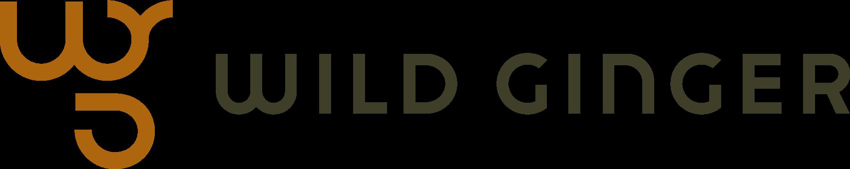 Wild Ginger Logo Horizontal 2
