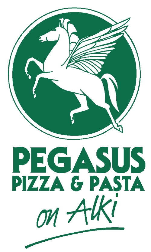 Pegasus Pizza On Alki Beach