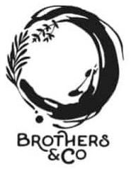 Brothers & Co Logo Black
