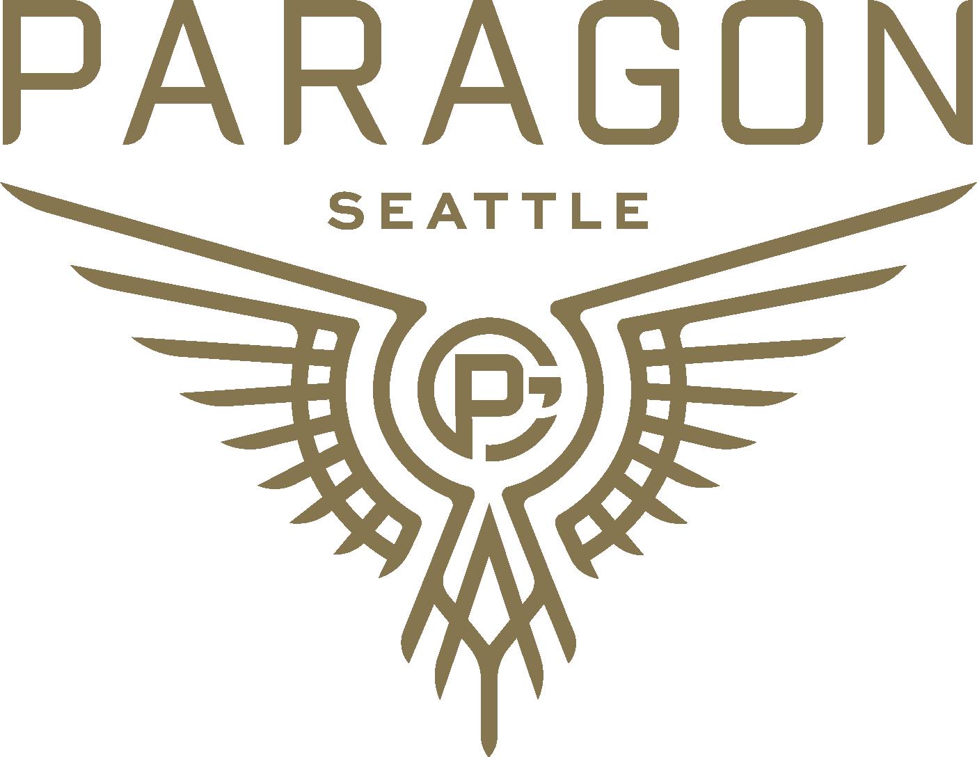 Paragon Logo Gold