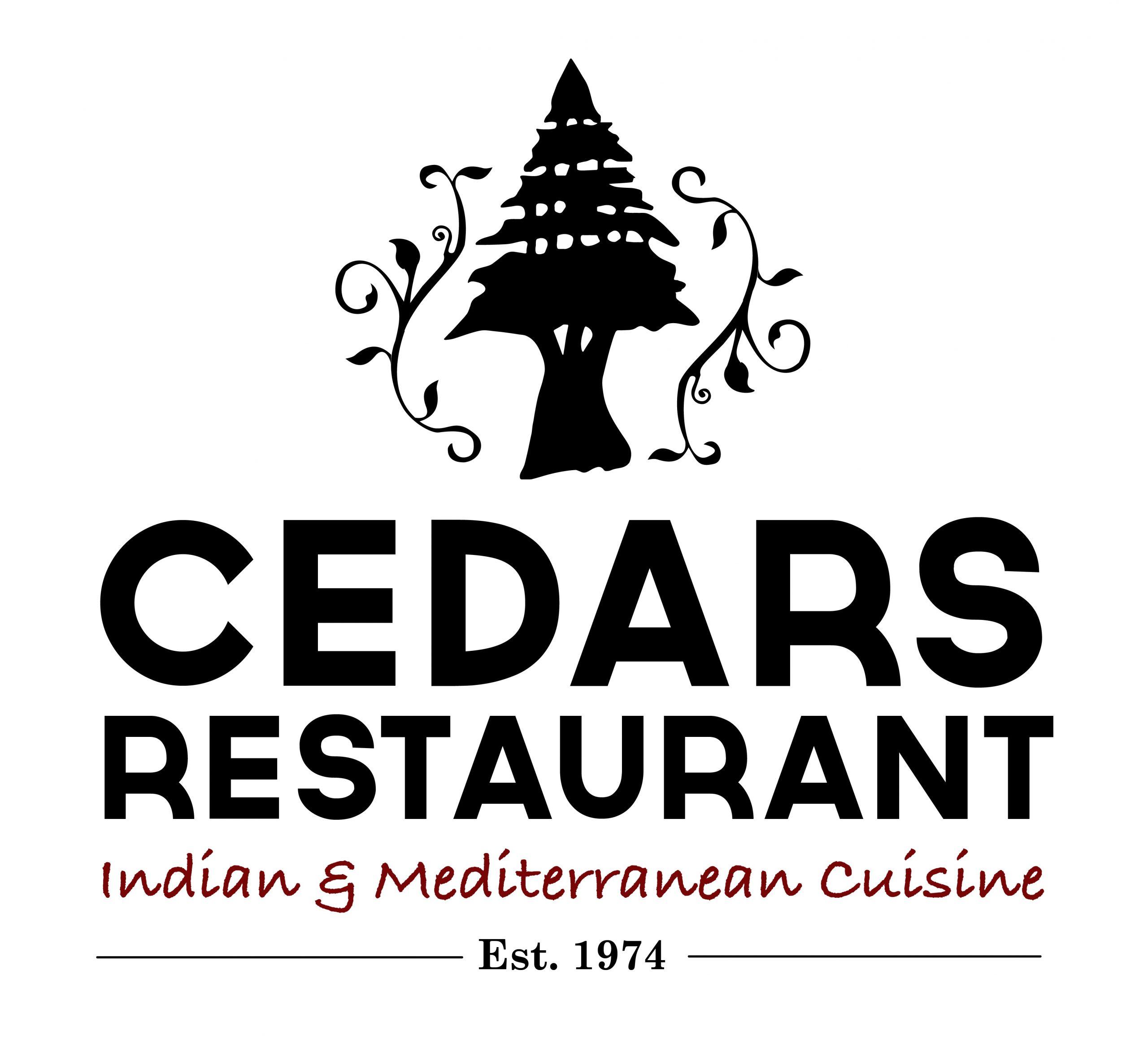 Cedars Logo Stacked