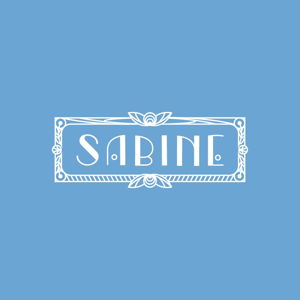 Sabine Web Logoicon
