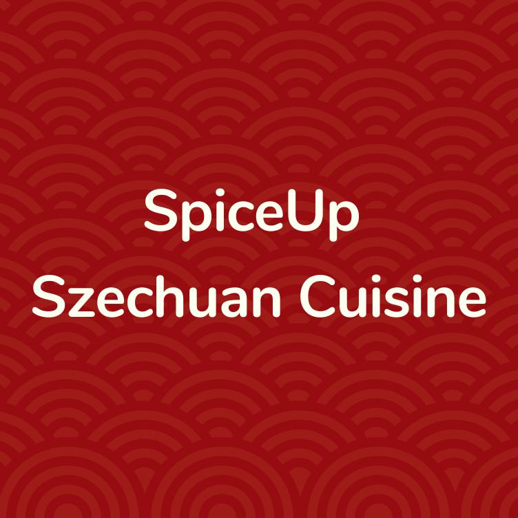 Spiceup Szechuan Cuisine Logo