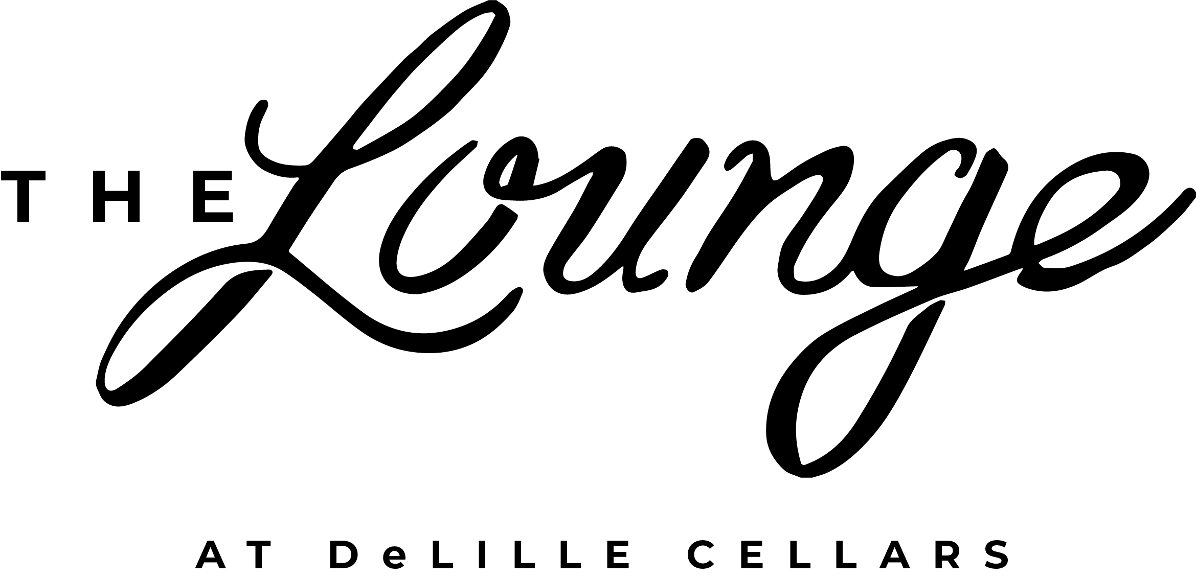 The Lounge At Delille Cellars Logo