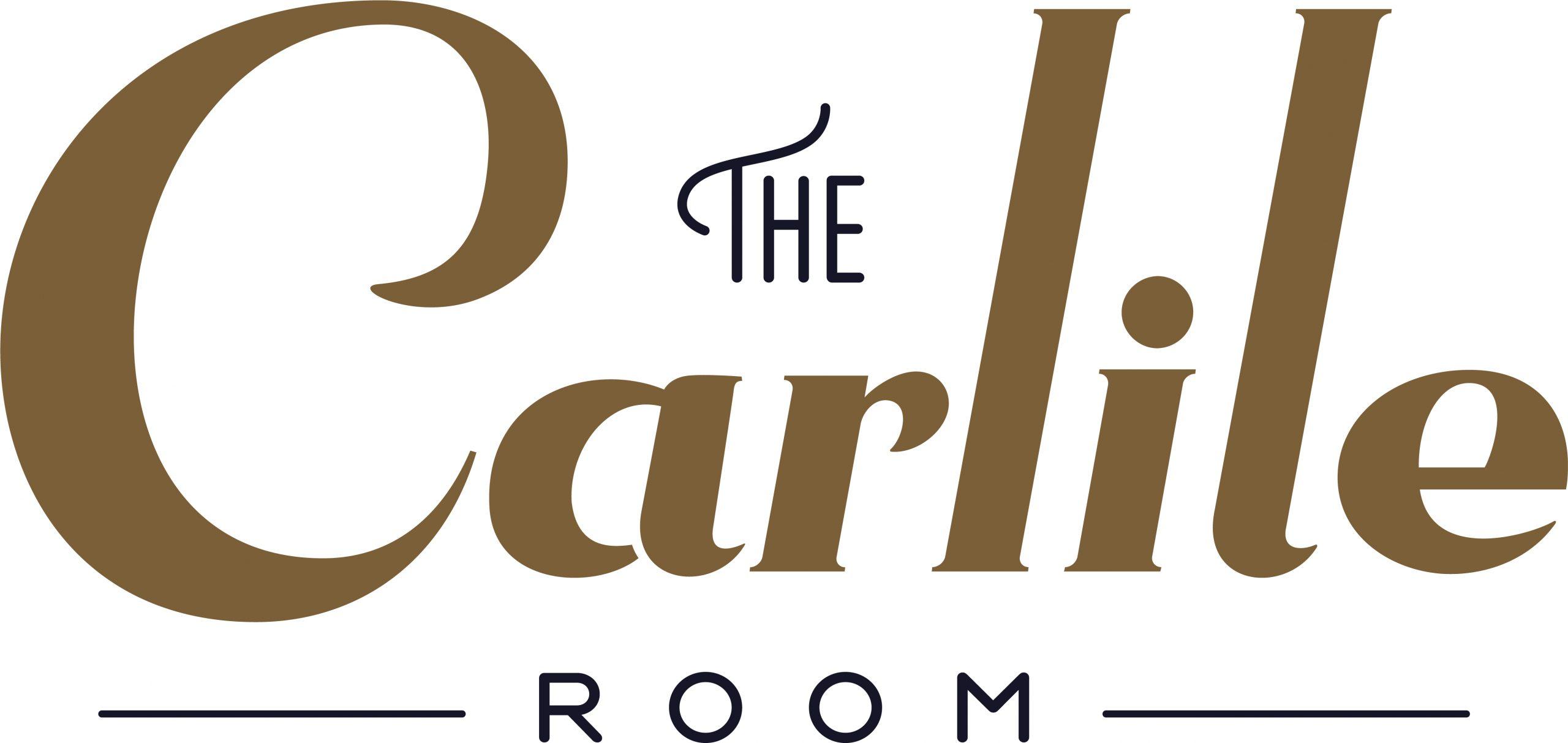 The Carlile Room Logo Hires